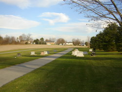 White Oak Church of the Brethren Cemetery
