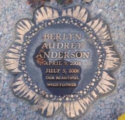 Berlyn Audrey Anderson