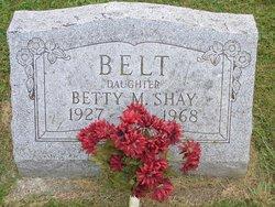Betty Margaret <i>S.</i> Belt
