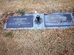 Loretta Marie <i>Rehagen</i> Becker