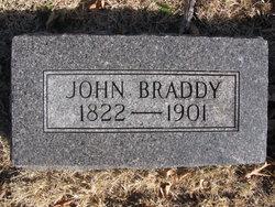 John Braddy