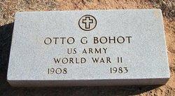 Otto G Bohot