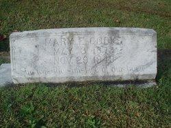 Mary E. Cooke