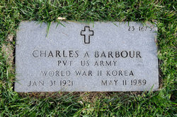 Charles A Barbour