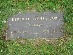 Rebekah Louisa Bobo