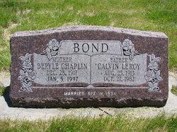 Beryle Francis <i>Chaplin</i> Bond