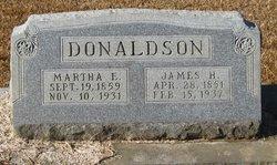 Martha Elizabeth Donaldson