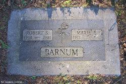 Marie Elisabet <i>Johansen</i> Barnum