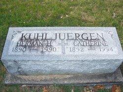 Catherine M <i>Nacke</i> Kuhljuergen