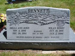Della Ann <i>Bond</i> Bennett