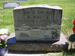 Boyd Nolan Bennett