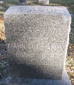 Elva Lois <i>Hicks</i> Deason