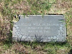 Lucille <i>Wilken</i> Bruner
