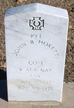 John Benjamin Hokett
