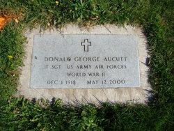 Donald George Aucutt