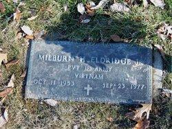 Milburn Henry Eldridge, Jr