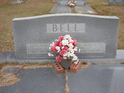 Allie <i>Thompson</i> Bell