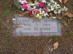 Lessie Jane Adams