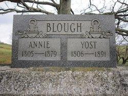 Anna <i>Keim</i> Blough
