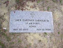 Jack Gardner Barbour, Sr