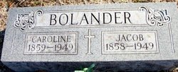 Caroline <i>Hahn</i> Bolander