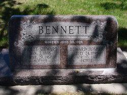 Violet <i>Stewart</i> Bennett