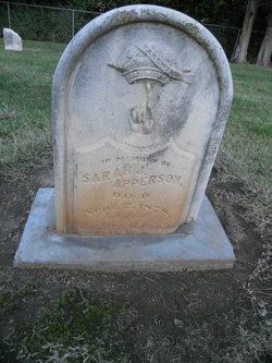 Sarah J Apperson
