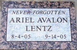 Ariel Avalon Lentz