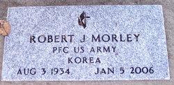 Robert J Morley