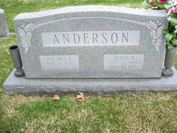 James David Anderson