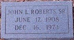 John L. Roberts, Sr