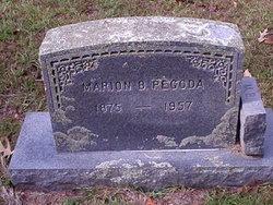 Marion B. Pegoda