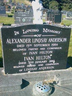 Alexander Lindsay Anderson