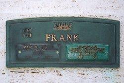 Gladys Helen <i>Hershowitz</i> Frank