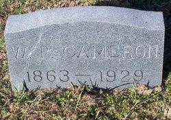 William P. Cameron
