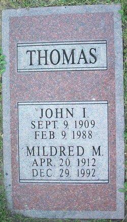 John I Thomas