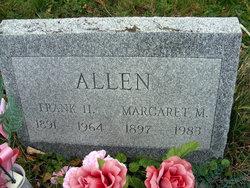 Margaret M. <i>Gordner</i> Allen