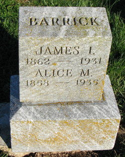 Alice M. Barrick