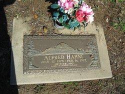 Alfred Hahni