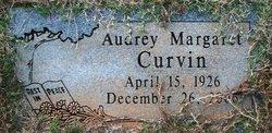 Audrey Margaret <i>Carroll</i> Curvin