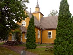 Dragsfjard Church Cemetery