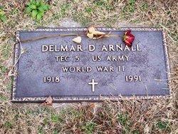 Delmar Dearl Arnall