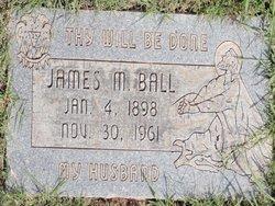James Morris Jimmy Ball