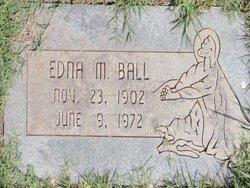 Edna May <i>Conner</i> Ball