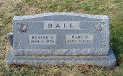 Mary Basham <i>Morgan</i> Ball