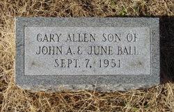Gary Allen Ball