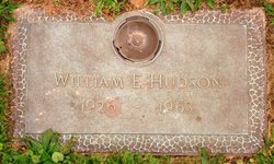 William E Hudson