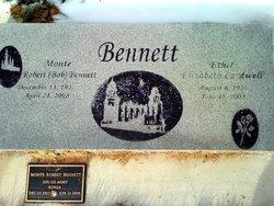 Monte Robert Bennett