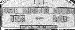 Elsie <i>Shepherd</i> Keeton