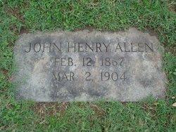 John Henry Allen